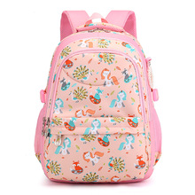 Cute Animal Children School Bags For Girls Backpacks Kindergarten Schoolbags Fashion Unicorn Kids Bag School Backpack Orthopedic