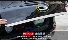 Accessories For Honda CRV CR V 2015 2016 ABS Rear Door Handle Bowl Cover Trim 1