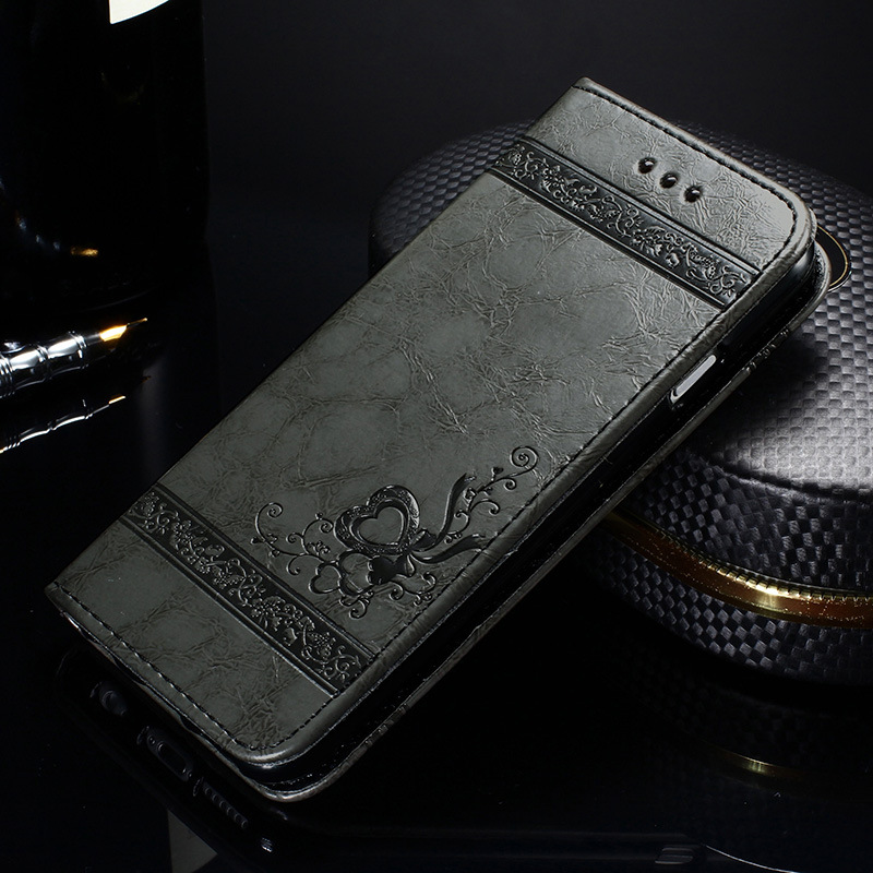 Image 4 - 10PCS  Leather Flip Wallet Phone Case For  i7 i8  Dirt Resistant PU Silicon Cover Phone Bag Cases for iPhoneX-in Flip Cases from Cellphones & Telecommunications
