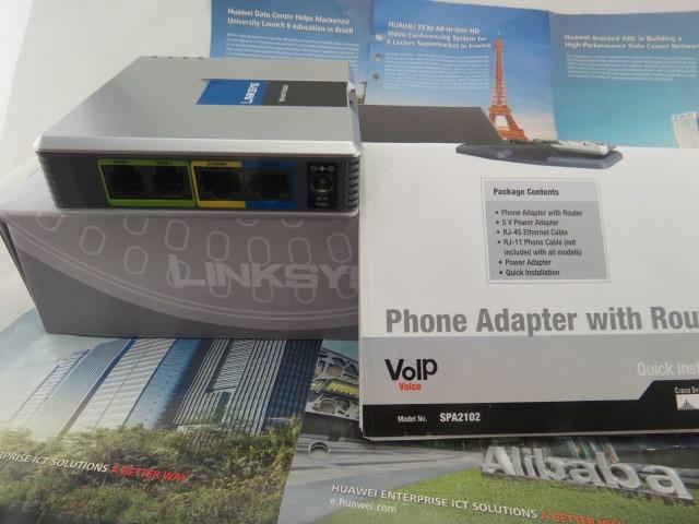 SPA2102 разблокировать Linksys маршрутизатор voip телефонный адаптер GSM телефон