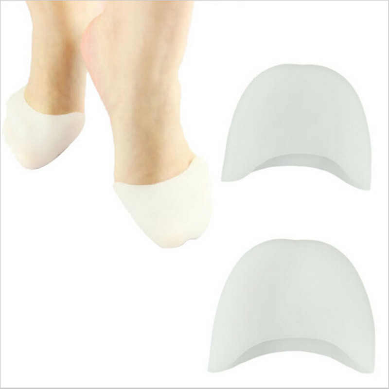 Footful Pointe Ballet Dance Protector Pads Toe Cap Cover Soft Foot Pain Relief