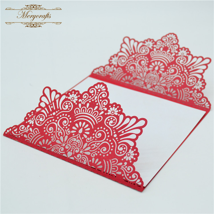 Us 24 0 Bengali Doc Wedding Laser Cut Paper Baptism Invitation Card In Cards Invitations From Home Garden On Aliexpress Com Alibaba Group