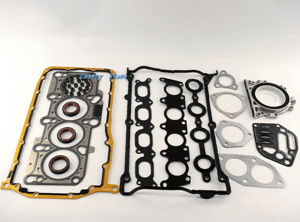 Brand New Engine Cylinder Head Gasket Repair Kit 058103383K 058 103 383K Fit For VW Jetta Bora Golf Passat Beetle Audi A4 TT