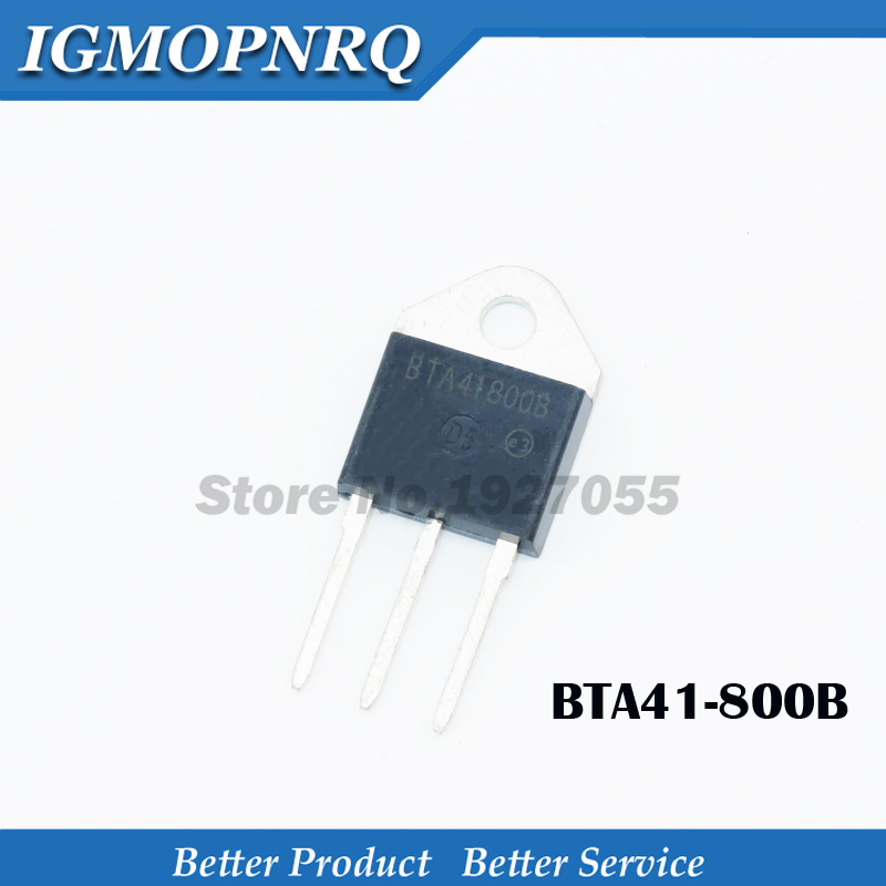 5pcs BTA26-600B BTA26 600B 600 V 25 A TRANSISTORS ST TO-3P