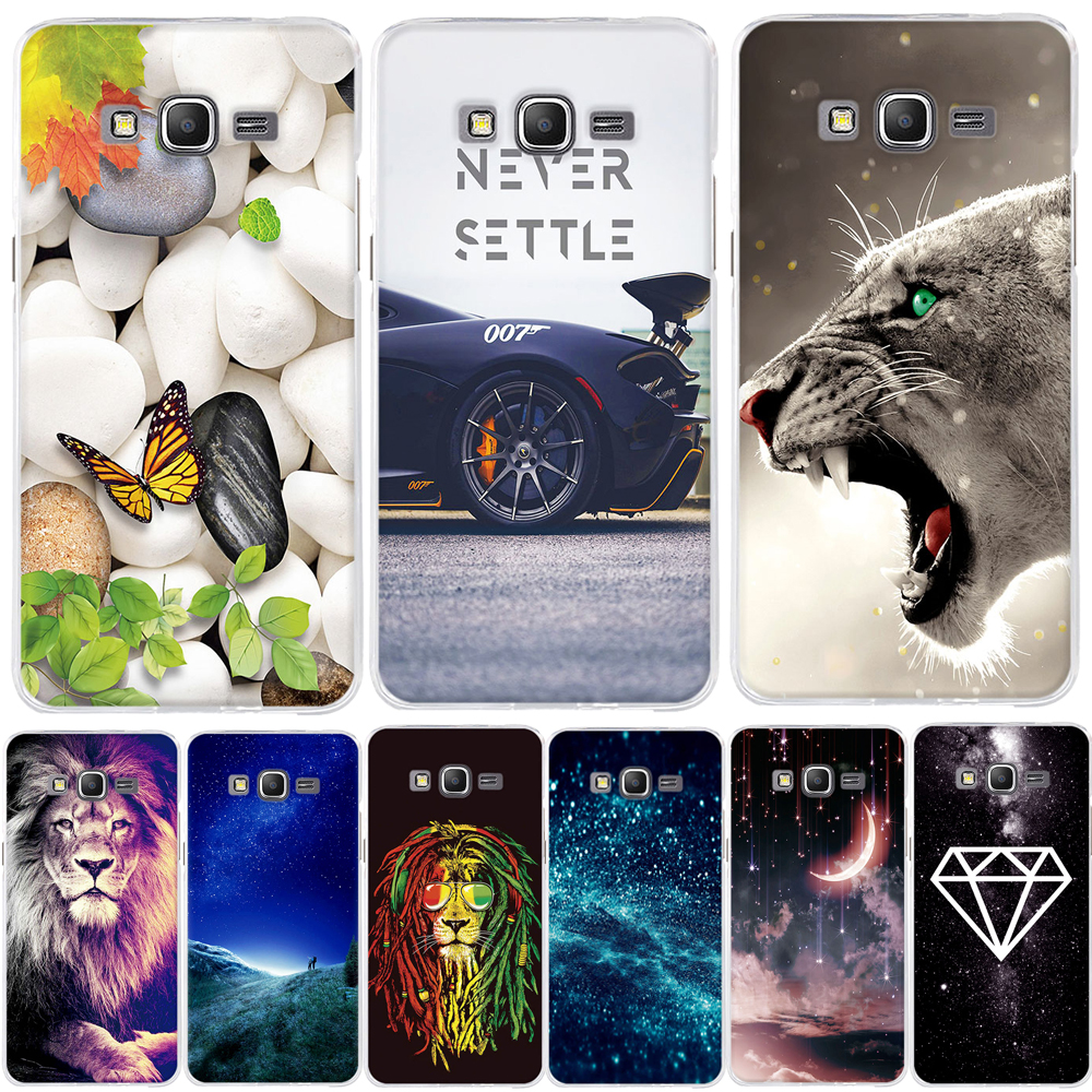 Do Samsung Galaxy Grand Prime G530F G531H G530FZ G5306W G5309W Etui TPU Silicon Phone Case Do Samsung Galaxy Grand Prime G531H