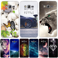 For Samsung Galaxy Grand Prime G530F G531H G530FZ G5306W G5309W Case TPU Silicon Phone