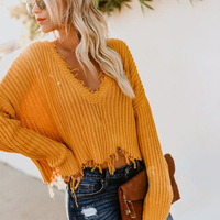 Women Loose Tassel Pullover Thick Needle Knitted V Neck backless Sweater 2018 Autumn Winter Long Sleeve Basic Irregular Sweater