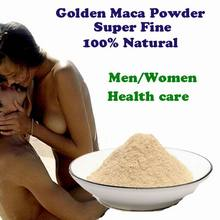 1 lot = 100g Golden Peruvian Maca root powder man/woman LIBIDO improve pure maca powder extracts