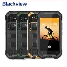 Blackview bv6000 mt6755 octa-core 4 г мобильный телефон 4.7 дюймов экран hd водонепроницаемые сотовые телефоны 3 ГБ ram + 32 ГБ rom