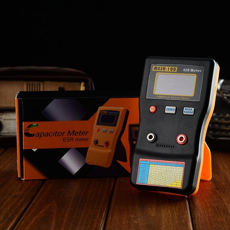AutoRanging ESR elektrolit kondenzátor alacsony ohmmérőjű - Mérőműszerek - Fénykép 6