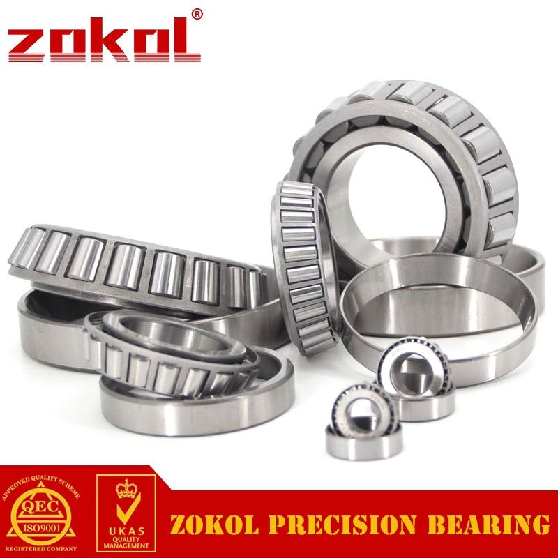 ZOKOL bearing 32326 7626E Tapered Roller Bearing 130*280*99.5mm zokol bearing 31310 27310e tapered roller bearing 50 110 29 5mm