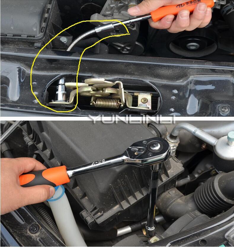 94 аппаратное обеспечение набор инструментов для ремонта и обслуживания автомобилей - 6