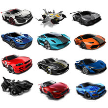 Hot Wheels 1:64 Model Car Toys Metal Diecast Inertia Model Car Classic Collection Car Kids Toys Vehicle for Children(China)