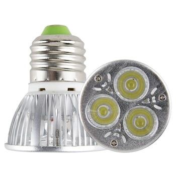 50*DHL New LED Dimmable E27 9W 110v 220v Spot Lights EPISTAR  bulb light Warm White/ Pure White/Cool White/ Spotlight Lamp Bulb