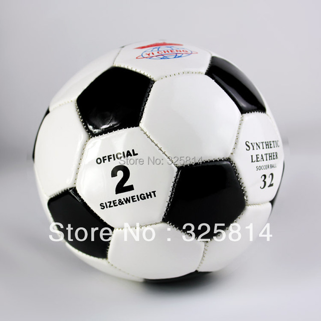 Promotion!!! Wholesale/retail PU size 2 mini high elastic indoor or outdoor soccer ball/football Free Shipping