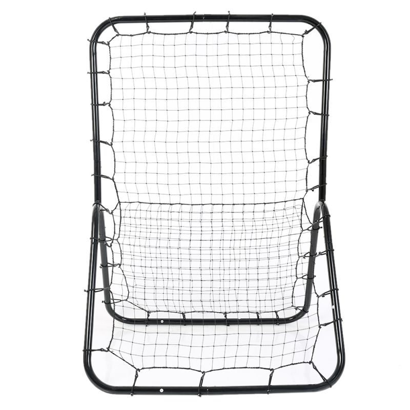 BALIGHT Ship From US Soccer Baseball Training Exercise Y Shaped Stander Rebound Target Mesh Net Outdoor Sports Entertainment