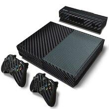 Adesivo in vinile Per Xbox One Console Della Copertura Della Pelle Per Xbox One + 2 Controller Controle Gameapd Della Decalcomania Accessori del Gioco