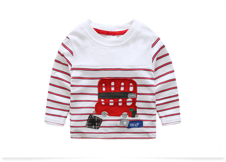 HTB1.aH4RVXXXXc3XFXXq6xXFXXXg - VIDMID boys t-shirt long sleeves children's t-shirts autumn cartoon kids shirts for boys clothes cotton baby clothes boy t-shirt