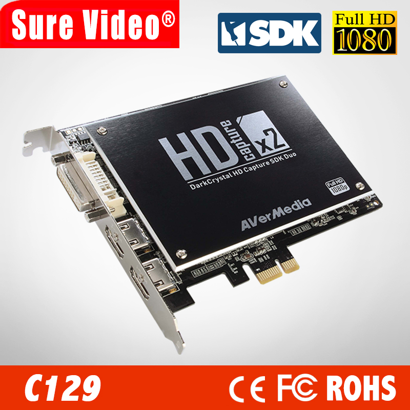 Full HD 1080i HDMI + Component /Composite /S-Video Video Audio L/R Capture Card Pro For DVD/NAS (C129)