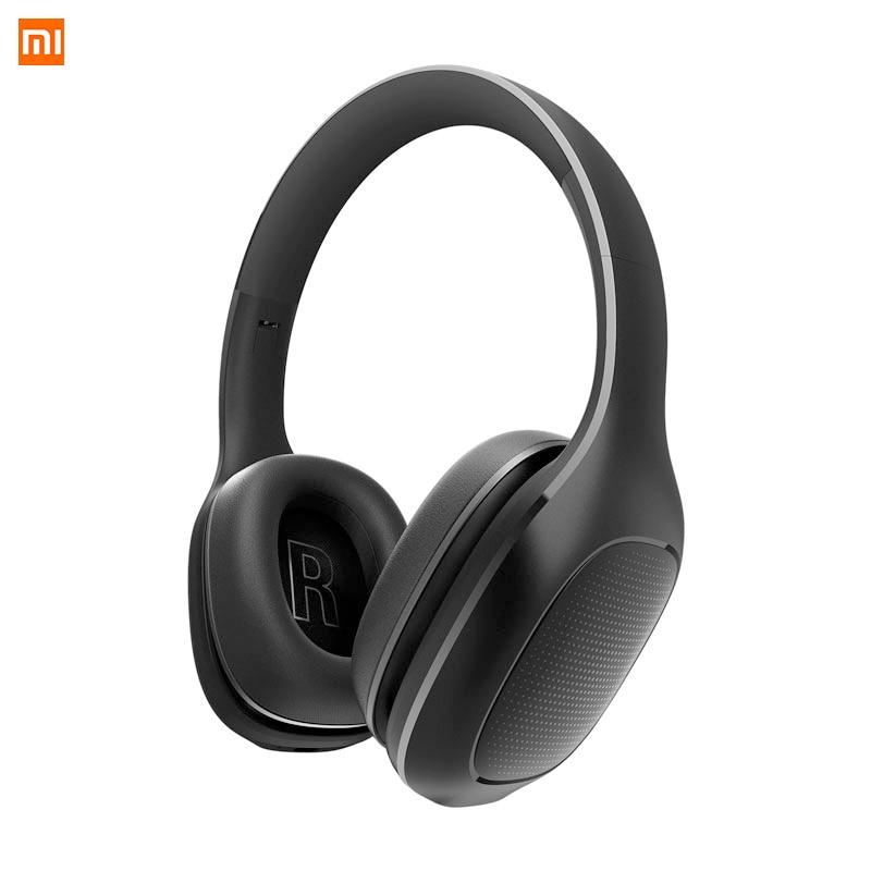 Original Xiaomi Mi Bluetooth Headphone Xiomi Headset 40mm Dynamic Driver AptX Bass Stereo Headset with Dual Mics-in Bluetooth Earphones & Headphones from Consumer Electronics    1