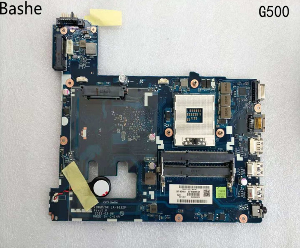 VIWGP GR LA 9632P is Lenovo G500 notebook motherboard new test free delivery