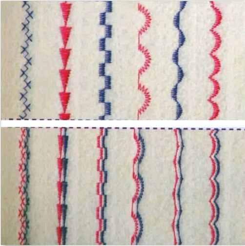 ماكينة خياطة مزدوجة التوأم إبرة دبابيس الملابس ديكور التطريز الحرفية حجم 2/90-3/90-4/90 ل المغني Janome الأخ Feiyue 3 قطع