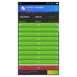 Image 5 - 10 teile/los Vgate iCar Pro Bluetooth 4.0/3.0/WIFI OBD2 Scanner Für Android/IOS Ulme 327 Auto diagnose Werkzeug ELM327 V 1,5 Code Reader
