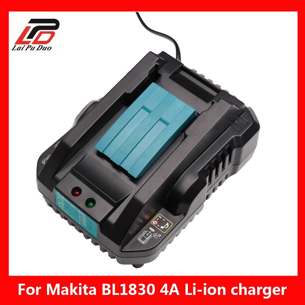 220 V Makita DC18RC Li-ion Chargeur de Batterie DC 7.2-18V Slide