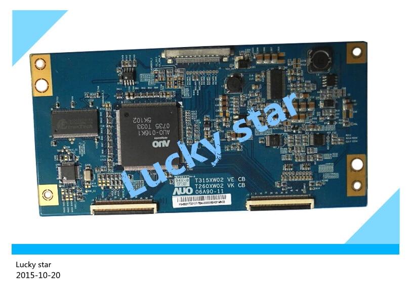все цены на 98% new good working High-quality original 32-inch board T315XW02 VE CB T260XW02 VK CB 06A90-11 T-con logic board онлайн
