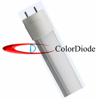 Warm White T8 LED Tube Light Frosted cover High brightness 120leds 2400LM 20W 1.2m