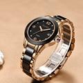 Часы-браслет женские  ультратонкие  аналоговые  кварцевые  модные  повседневные  из нержавеющей стали  с секундомером + коробка