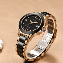 цена Top Luxury Brand Women Bracelet Watch Ladies Ultra-thin Analog Quartz Clock Fashion Casual Stainless Steel Chronograph Watch+Box онлайн в 2017 году