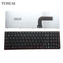 Русский для ASUS N61Ja N61Jq N61Jv N61VG N61VF N61VN K53 K53E G53 G53JW K73 K72 k72s K73B K73E K73S K73SD RU Клавиатура ноутбука