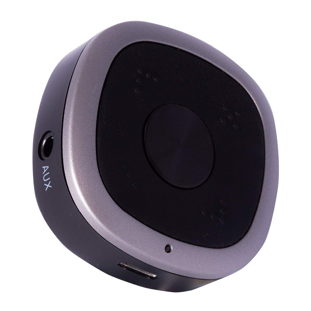 Tragbares Audio & Video Erfinderisch Bluetooth 5,0 Aptx Hd Niedrigen Latenz Sender Empfänger Drahtlose Freihändige Hause Tv Lautsprecher Kopfhörer Aux 3,5mm Adapter Mit Clip