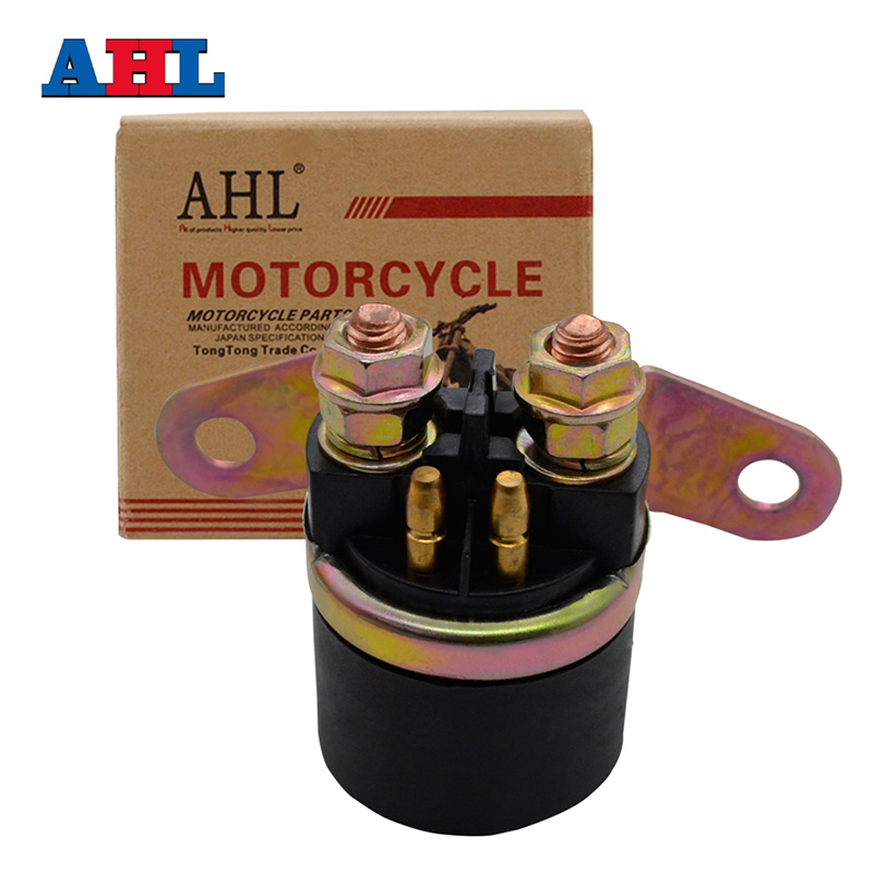 Motorcycle Electrical Starter Solenoid Relay Switches For ARCTIC CAT 250 300 2X4 4X4 SUZUKI GS 300 500 1150 GN125 GSF400 GSX600