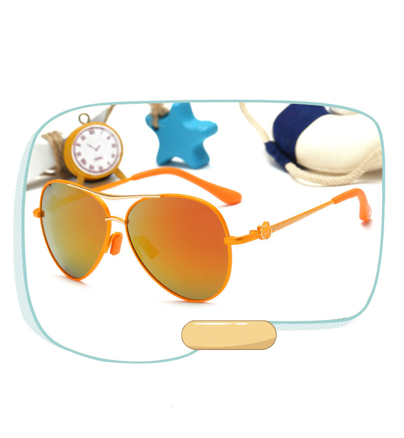 ccb77a08be8b WELUK Classic Luxury Brand Designer Children Wear Sunglasses Boys ...