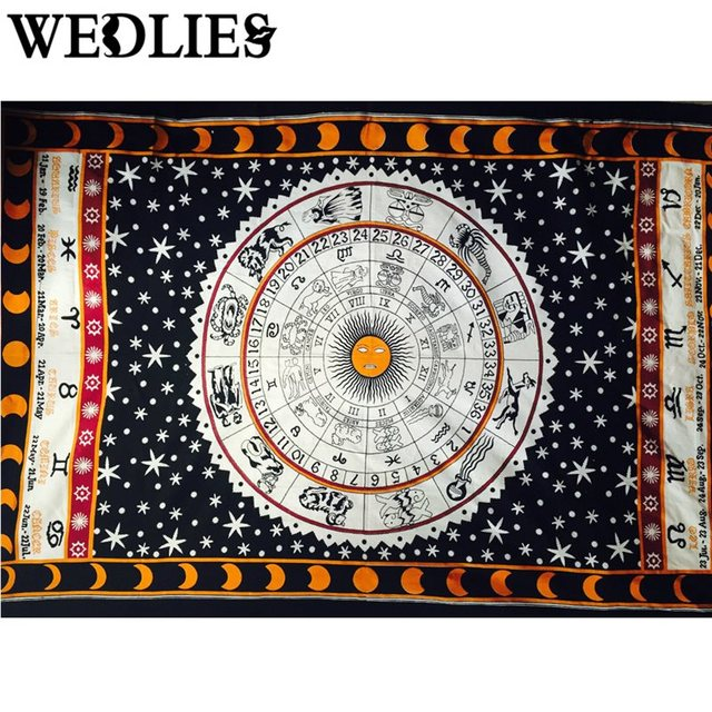 Indian Tapestry Wall Hanging aliexpress : buy hot towel yoga mat table cloth bedding indian