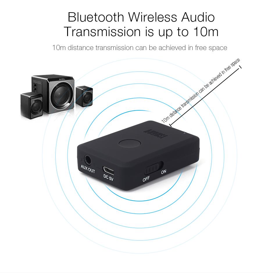 August Wireless Audio Receiver