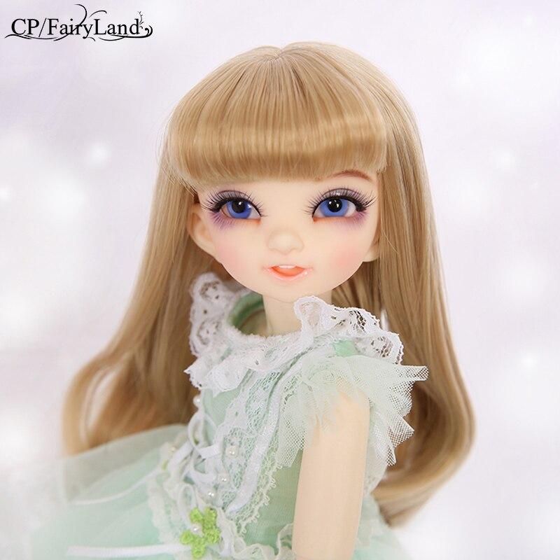 Free Shipping Fairyland Littlefee Reni BJD Dolls 1/6 Fashion Resin Figure High Quality Toy for Girls Oueneifs Dollshe Iplehouse 1