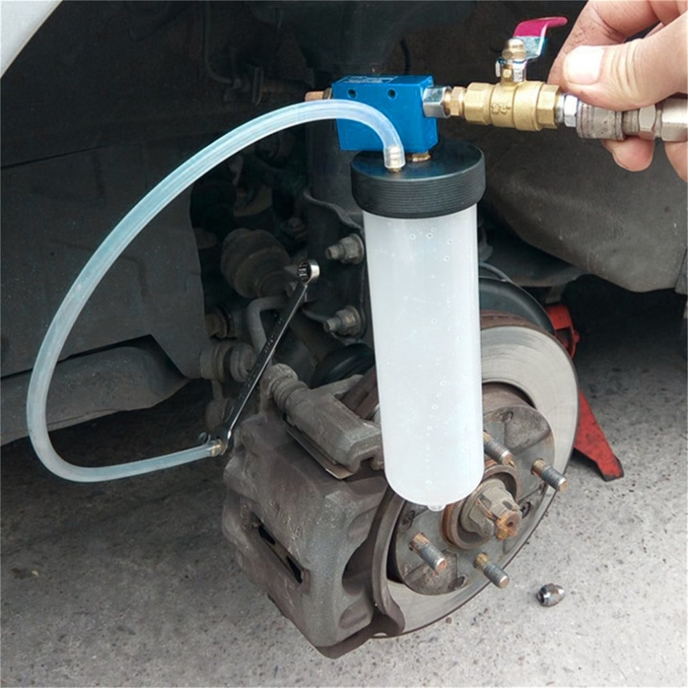 Portable Auto Car Brake Fluid Oil Change Replacement Tool Hydraulic Clutch Oil Pump Oil Bleeder Empty Exchange Drained Kit|Brake Fluid| |  - title=