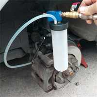 Przenośny automatyczny hamulec samochodowy płynny olej zmień narzędzie zamienne sprzęgło hydrauliczne pompa olejowa zawór oleju pusty zestaw do wymiany osuszonej