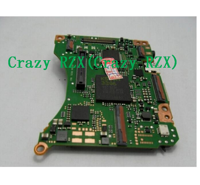 95%Original G15 Main board MCU MainBoard Mother Board With Programmed For Canon for Powershot G15 цена
