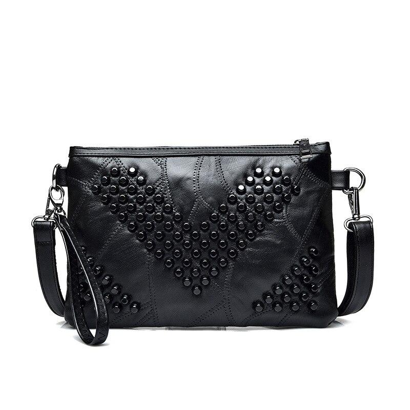 Online Get Cheap Studded Black Handbag -Aliexpress.com | Alibaba Group