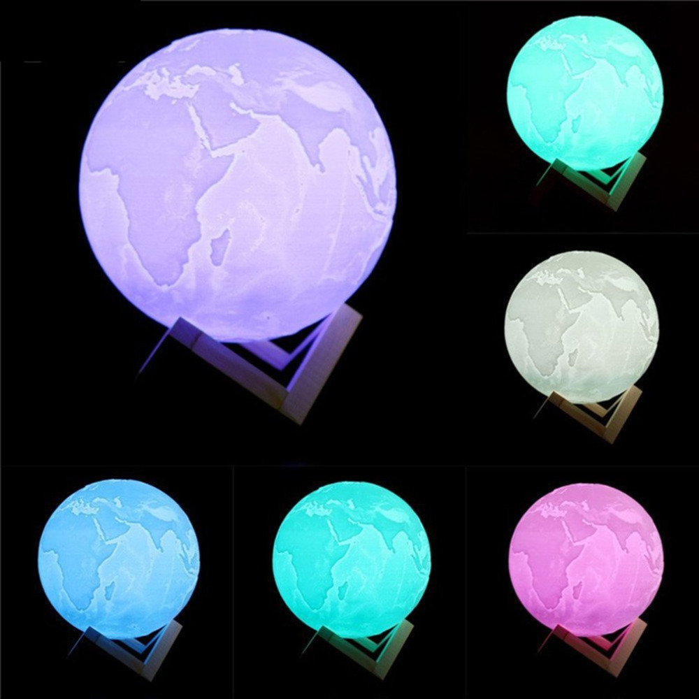 16 Color USB Desk light 13