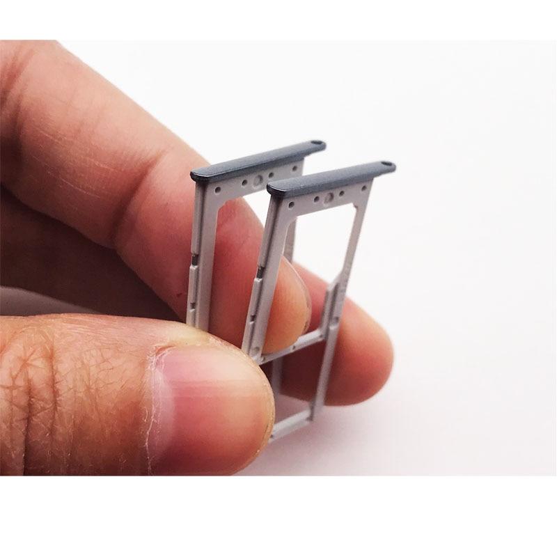 New  SIM Card Tray Slot Holder Reader For Huawei Honor 9 Lite  Black/White/Grey/Blue