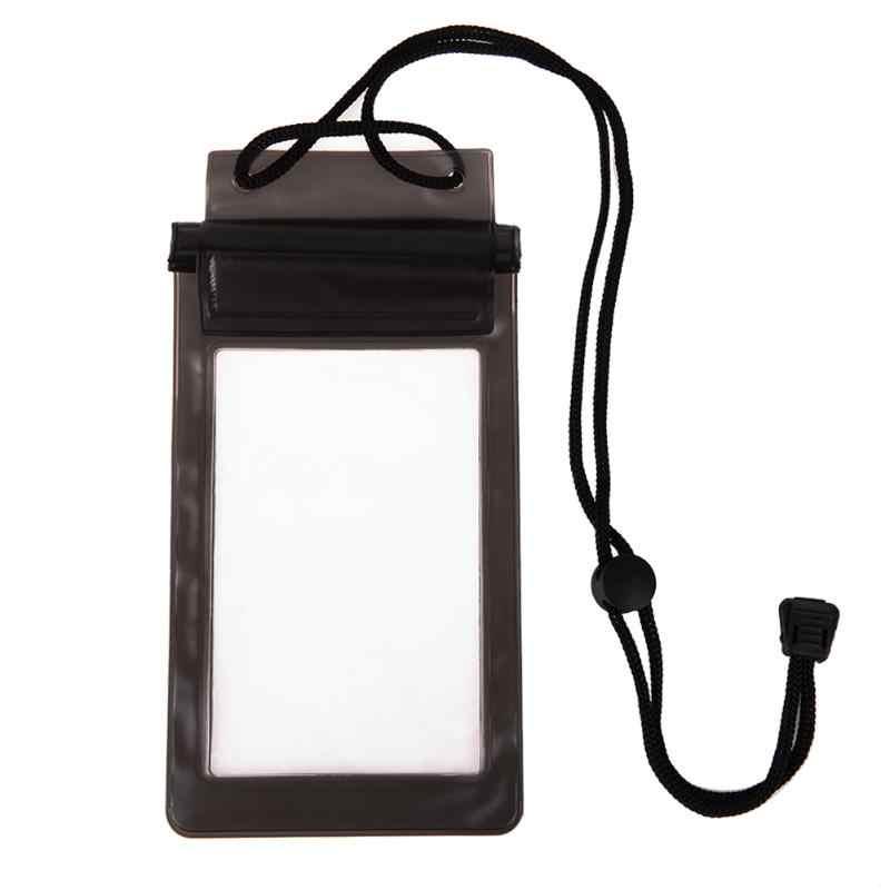 חזק 3 שכבה איטום שחייה שקיות עמיד למים חכם טלפון פאוץ תיק צלילה שקיות עבור iPhone כיס מקרה עבור סמסונג Xiaomi HTC