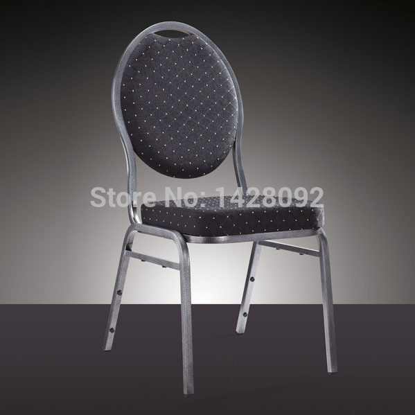quality strong cheap stacking steel banquet chair LQ-T8023 hot sale stacking steel banquet chair luyisi1039