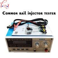 CR C iniettori common rail tester 110 240 V 1 PZ + S60H iniettore calibratore 1 PZ  può verificare la olio atomizzatore ugello-in Centro di lavorazione da Attrezzi su