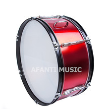 22 inch / Burgundy Afanti Music Bass Drum (BAS-1023)