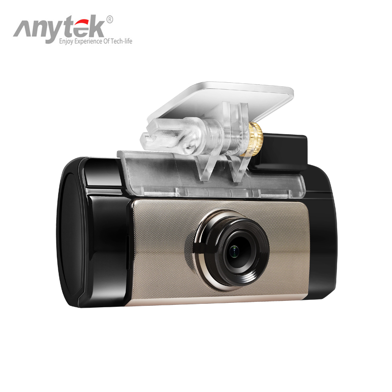 Anytek G200 NTK96660 WiFi 4K Car DVR Dash Camera 170 Degree Lens 1080P Full HD Video